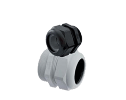 Nylon Strain Relief Dome Fittings