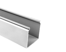 Gray Solid Duct