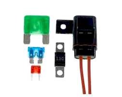Fuses, Holders & Blocks