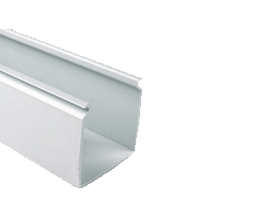 White Solid Duct