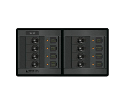 Main & Branch Toggle Panels