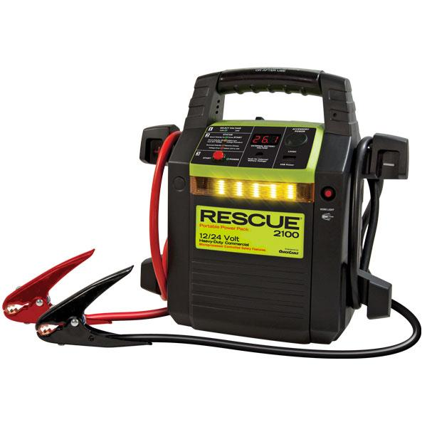 Automotive Rescue Jump Pack 2100 Model