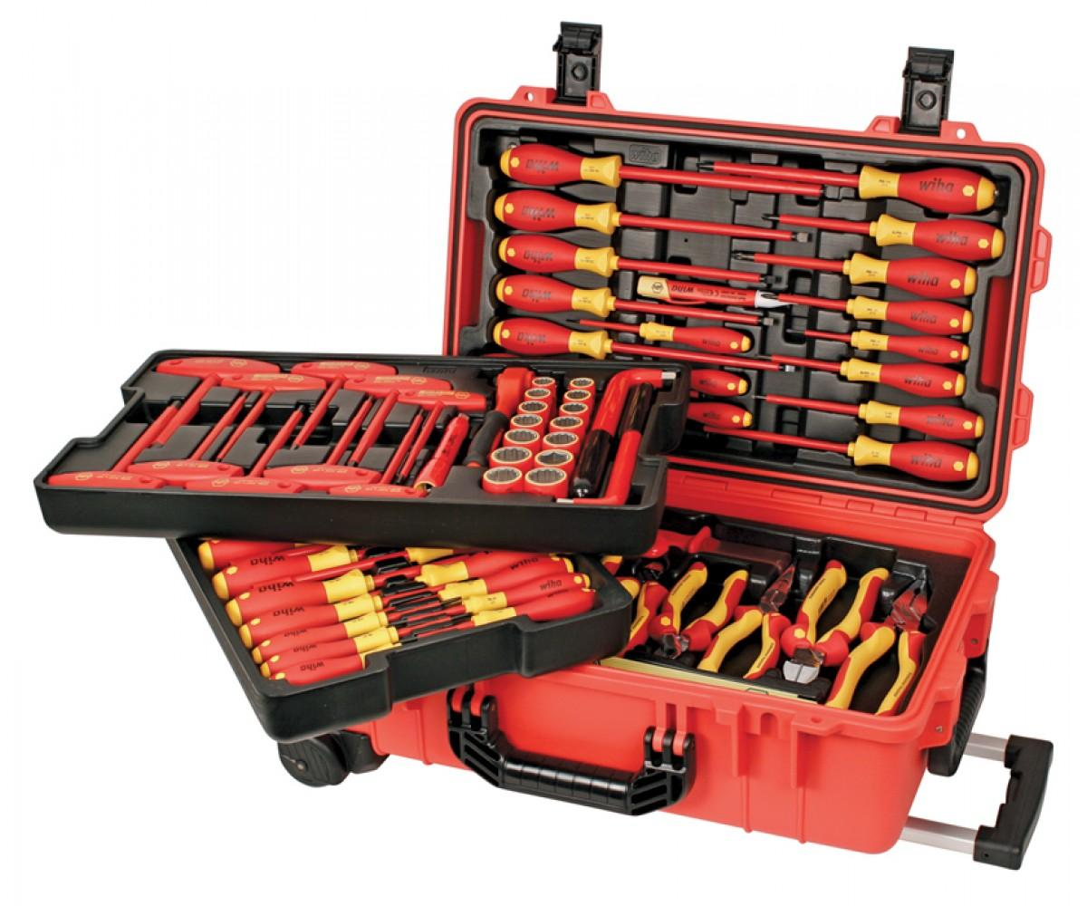 Insulated Tool Set