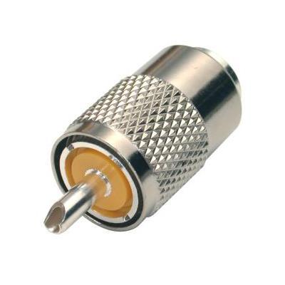 UHF Connector, Solder Plug, PL-259