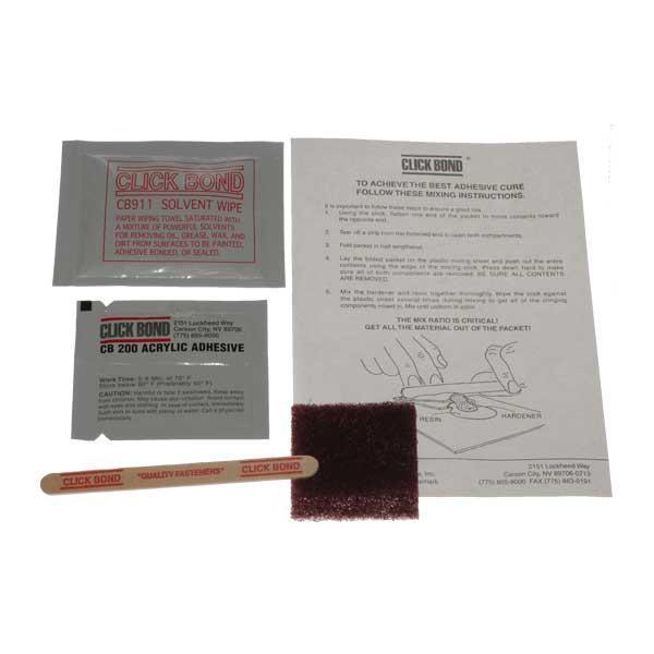 Cb92 Adhesive Mixing Kit